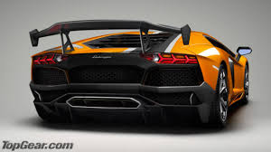 Lamborghini Aventador Replacement - lambo aventador sv top gear