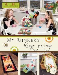 Designs For Runners Disa Designs Books