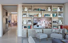 6 well accessorized mid century modern living rooms