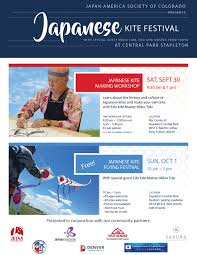2017 japanese kite festival stapleton denver