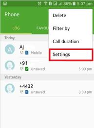 block numbers android how to block calls on android lollipop 5 1 1 and kitkat