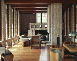 Frank Lloyd Wright Falling Water Interior Frank Lloyd Wright In 5 Buildings Cnn Style