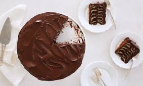 video how to make the stripes in a zebra cake martha stewart