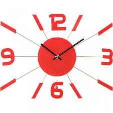 Horloge Murale Cuisine Design by Grande Horloge Murale Cuisine Horloges Murales Geantes Designs Et