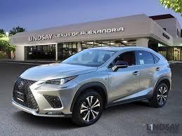 atomic silver 2018 lexus nx 300 f sport alexandria