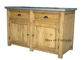cuisine meuble bois meubles de cuisine en bois brut a peindre drawandpaint co