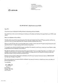lexus warranty australia lexus recall page 6 clublexus lexus forum discussion