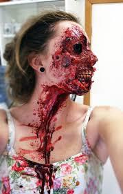 best 20 maquillaje zombie mujer ideas on pinterest