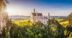 tales from the castle u2013 neuschwanstein in summer