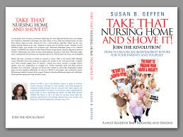 take that nursing home and shove it book cover design hiretheworld