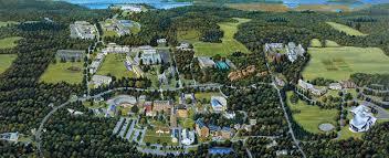 Ucf Campus Map Senior Project U2013 Psychology Program