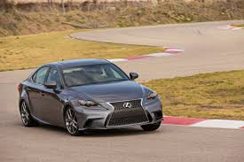 lexus sport performance better late than never lexus gets its own performance driving