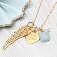 gold wings necklace images Angel wings necklace awwake me jpg