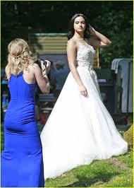 wedding dress cast riverdale wedding photos set spoilers 01 riverdale