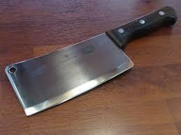 buy victorinox kitchen cleaver 18cm rosewood at blade master
