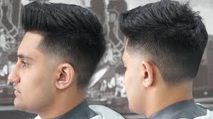 how to do a taper for beginners taper haircut tutorial made