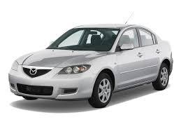 Mazda 3 Hatchback Hybrid Image 2008 Mazda Mazda3 4 Door Sedan Auto S Touring Angular Front