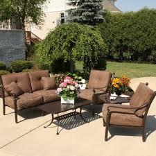 Modern Aluminum Outdoor Furniture by 8 Best Cast Aluminum Outdoor Furniture Images On Pinterest