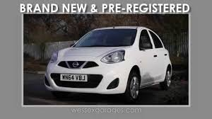 nissan micra petrol mileage nissan micra pre registered u002764 u0027 plate with delivery mileage only