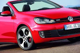 new images and videos of 2013 volkswagen golf gti cabriolet