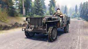 vintage military jeep jeep willys mb 1942 for spin tires