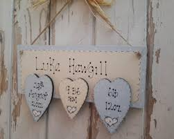 baby plaques personalised wooden baby plaques