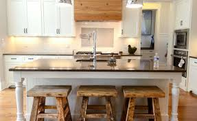 fascinating kitchen island table with black leather chairs tags