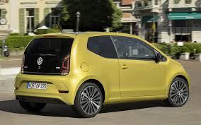 volkswagen up yellow volkswagen up 3 door 2016 wallpapers and hd images car pixel
