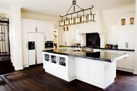 Wrought Iron Island Light Fixture Wrought Iron Kitchen Island Lighting Home Design With Regard To