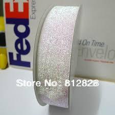 iridescent ribbon 1 1 2 38mm 28 iridescent glitter metallic velvet ribbon in