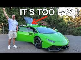 which is faster lamborghini or i made my lambo faster than a bugatti