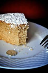 new year coin vasilopita greece has a wonderful tradition of a cake with a