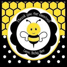 bumble bee cake toppers thatpartychick on artfire