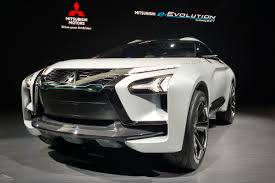 mitsubishi concept mitsubishi e evolution concept u2013 revealed in full evo