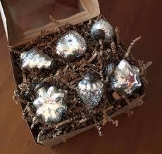 culturas trading 6 2 5 mercury glass ornaments