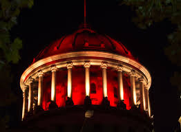 Outdoor Court Lighting by Lighting The Victorian Supreme Court For Its 175th Anniversary