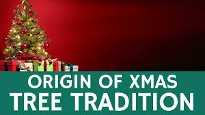where did the christmas tree tradition start u2013 fun facts about