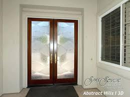 Exterior Doors Glass Modern Exterior Front Doors With Glass Modern Entry Door Glass