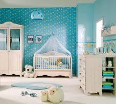 chambre bébé papier peint chambre enfant chambre bébé papier peint bleu motifs déco chambre