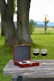 amazon com wine gift set 9 piece wine accessories set includes
