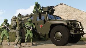 gaz tigr interior 2035 russian armed forces new update 4 0 1 released arma