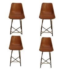 italian bar stools by a sibau ebth