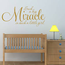 baby wall art nursery wall quotes images of photo albums baby girl s nursery quote wall sticker by mirrorin notonthehighstreetcom