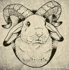jackalope jackalope art pinterest rabbit tattoos tattoo and