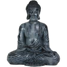 statues for home decor gold buddha statue home decor home design gallery image and