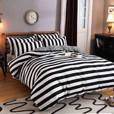 black white bedspreads promotion shop for promotional black white