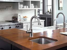 replace kitchen sink faucet decor bridge kitchen sink faucets lowes in bronze finish for