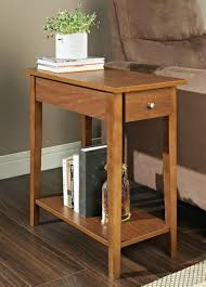furniture get your adorable rustic wood end tables design