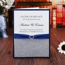 booklet wedding programs aliexpress online shopping for electronics fashion home