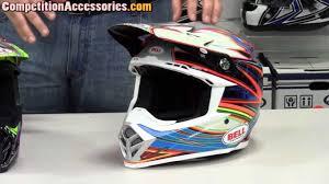 bell red bull motocross helmet bell moto 9 helmet review at compacc youtube